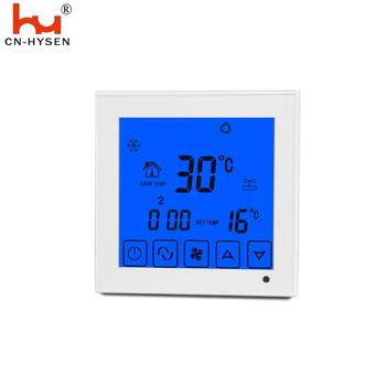 Programmable digital Wifi remote control central air conditioner FCU thermostat