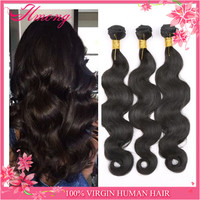 Stocks For Sale Top Quality Body Wave Raw Unprocessed Indian Human Hair 8A Grade
