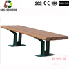 2015 1500x610x 750mm WPC Bench ,HDPE Park Bench/WPC Garden Bench /outdoor furniture