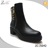 2018 New Fashion Studded Design Shoes