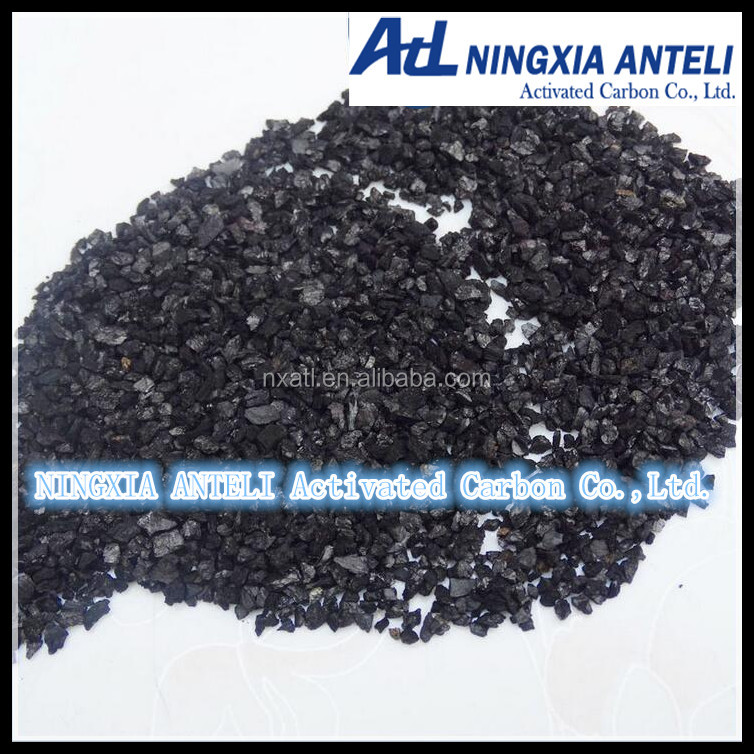 Coal based granular activated carbon for water filter
