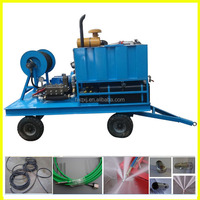 Diesel Engine High Pressure Washer Cleaning Machine