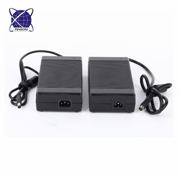 220v dc output power supply 216w 12v 18a laptop power adapter