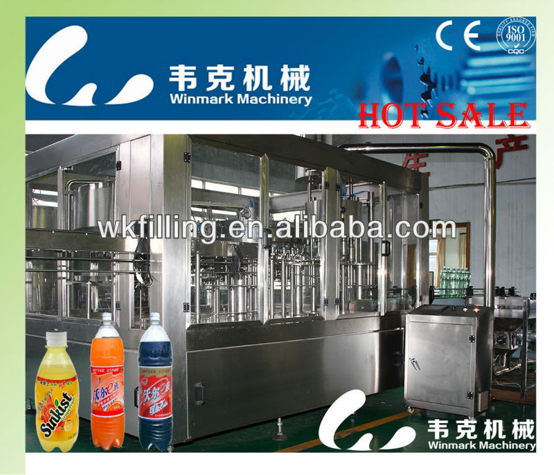 Filling Machine Liquid