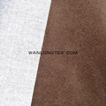 Hot Sale Warp Suede fabric With TC Backing For Upholstery