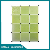 durable modeling wall mounted plastic storage box
