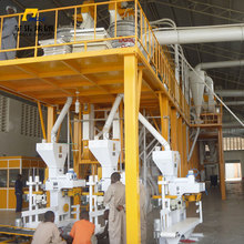 Energy conservation corn hammer mill for sale