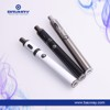 New e cigaratte CigGo TC pen Hookah glass vaporizer with USB bottom charger