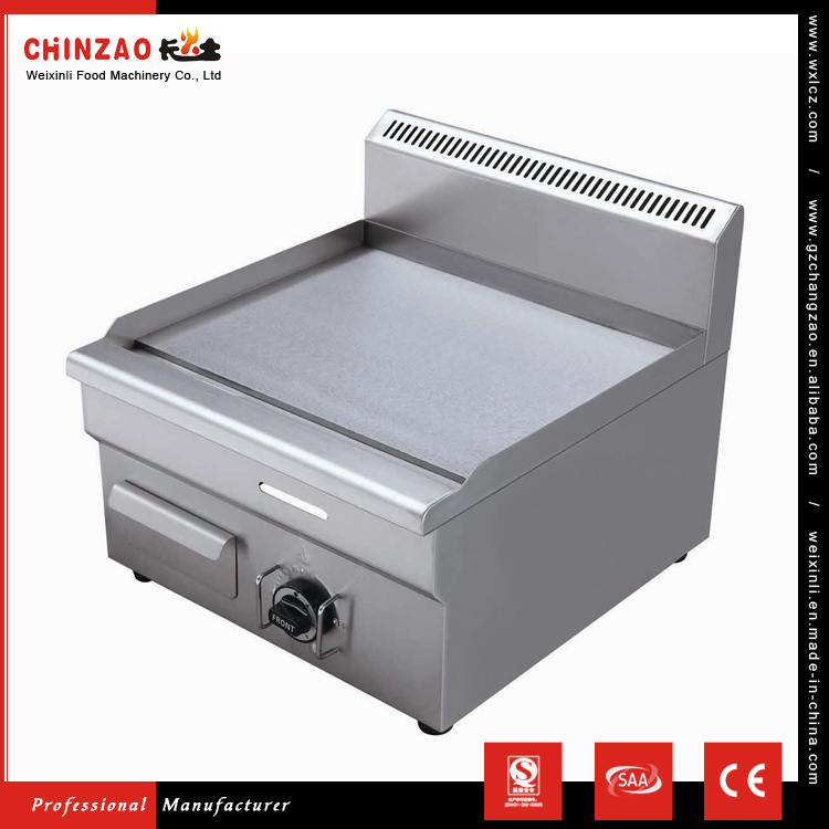 CHINZAO Easy Clean Commercial Gas Flat Griddle GPL-530