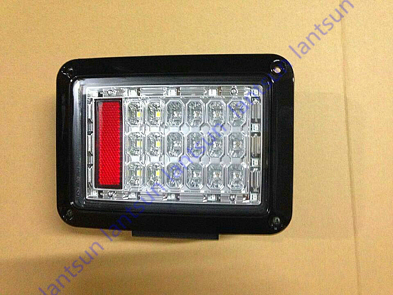 2007~2015 wrangler brake tail light led for jk