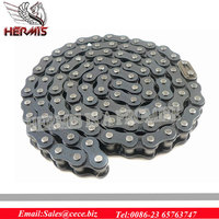 alibaba whole Galvanized 428 mini moto pocket bike chain
