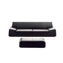 wholesale furniture new design sofa set <strong>modern</strong> black leather sofa