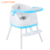 Popular folding easy portable booster seat children dinning chair baby for kids