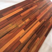Eco-friend Natural SOLID WOOD WALL PANEL 12mm in thickness Manufacturer