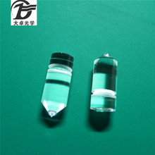 Modern design glass optical lens with long life
