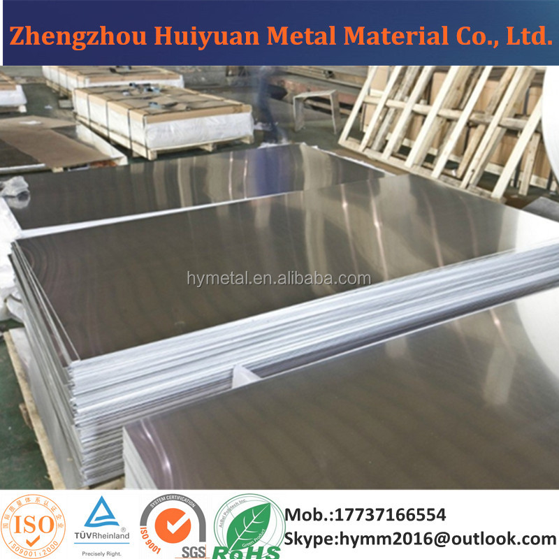High Quality 5052 Marine Grade Aluminum Alloy Sheet/ Plate for Boat