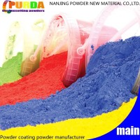 Epoxy Polyester Electrostatic Color Paint