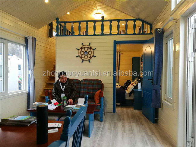 Prefabricated real estate container apartment made in China