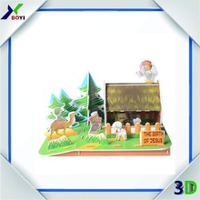 EPS 3D Story Puzzle 3D Puzzles Toys For The Story of Jesus Christ