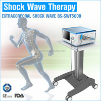 acoustic wave therapy physicals and cellulite shockwave machine with stepping 0.1 bar