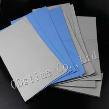 Blue Gray Thickness Conductive Silicon Thermal Pads Pad