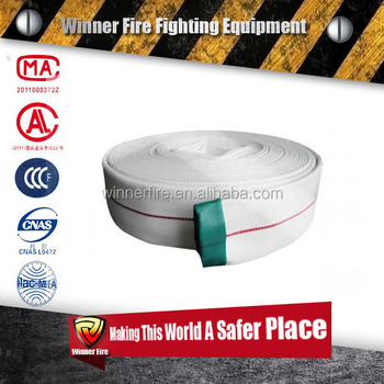 New technology Patterned Wildland fire hose for sale with best price , PVC Wildland fire hose can be customer's request