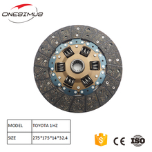 1HZ automatic transmission OEM 31250 - 36492 clutch disc OEM 31250 - 36502 clutch disc