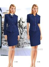 Beautiful design ladies office suit uniform