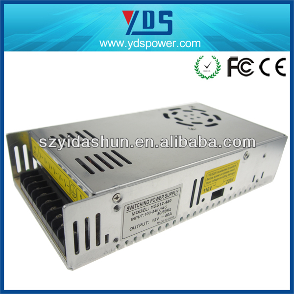 PCB switching power supply s-350-5 exporter & power supply 12 volt 10 amp & electrolysis equipment
