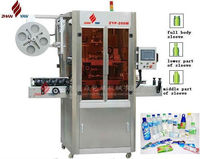 Automatic Machine For Shrink Labeling
