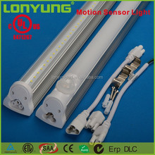 alarm clock light with light sensor LED Integrated Tube UL ETL TUV Linkable In Wire For warehouse 4ft 5ft 6ft 18w 25w 30w