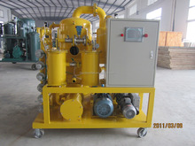 Programmable Logic Controller (P.L.C) Transformer Vacuum Dehydrator Oil Purification Systems