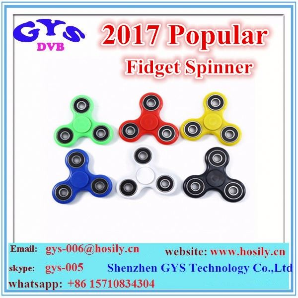 Canada tri-spinner Ceramic Ball Desk Toys bearing toy Finger Toy Fidget Spinner Hand Spinner