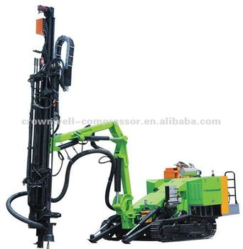 Manufacturer Crownwell Drilling Rig Model CW-430 CW-410 CW-420 CW-3500