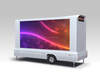 Waterproof traffic LED display led screen vehicle mobile van front access p10 p12 led module 320x320