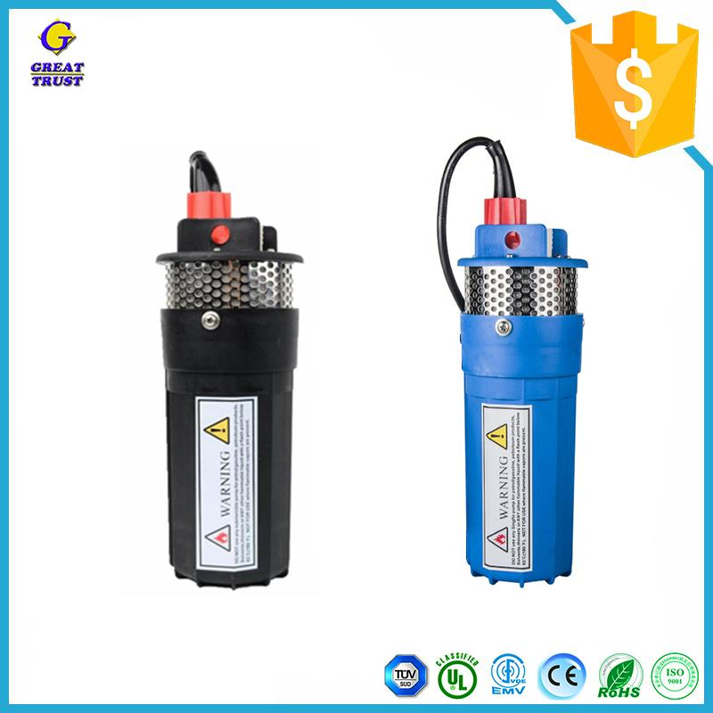 solar pond pump solar powered submersible deep water well pump solar bore pump made in China