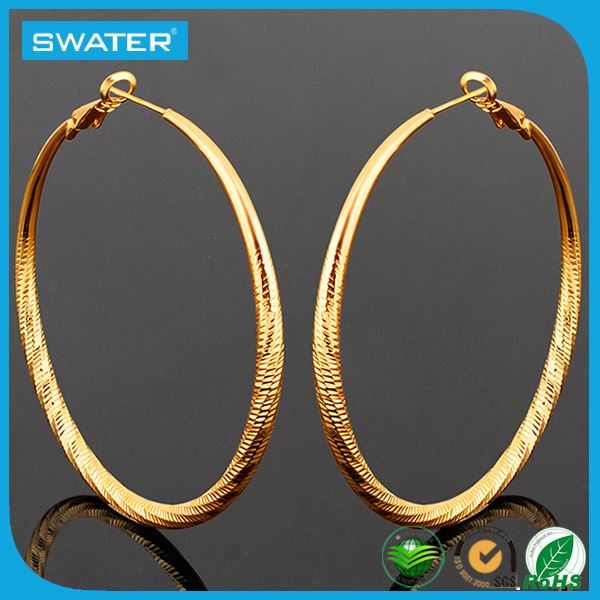 Alibaba Express China Old Model Earrings In Gold