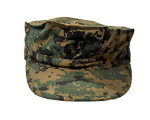 durable military training peak cap combat cap