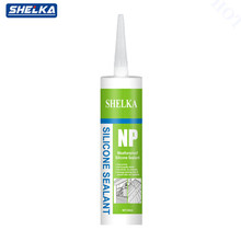 Weatherproof netural silicone sealant adhesive glue of free samples