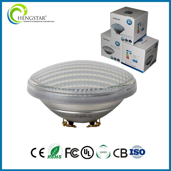 warm color swimming pool lamp 12v 300w