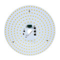 4000k 6000k 2835 smd led pcb 230v led lamp circuit ceiling 10w 15w 20w 25w assembled led board
