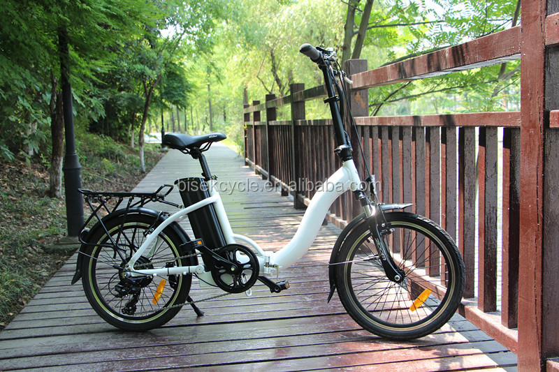 Touring 20inch portable electric folding bike for sale