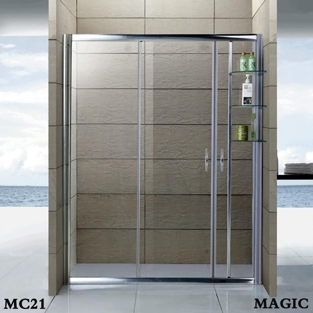 Venta al por mayor mampara cristal ducha-Compre online los mejores ...
