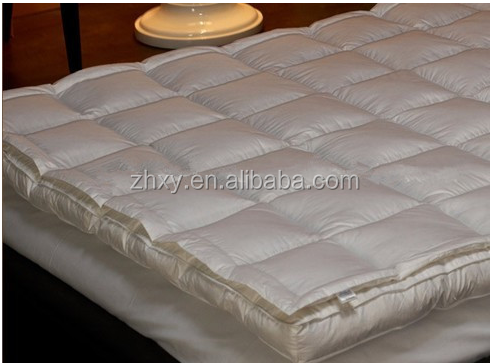 Wholesale china goods hotel bed mattress topper popular products in malaysia