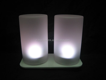 Twin Cordless LED Mood Light