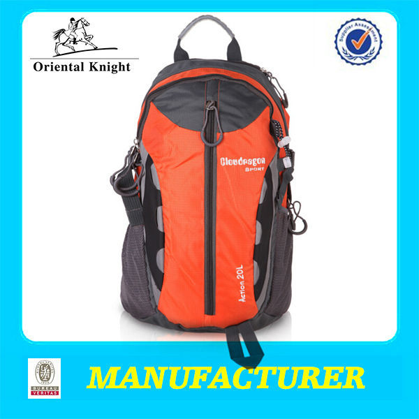 China Hiking Camping Sport Wholesale Nylon Soft Tactical Backpack Sale On Alibaba