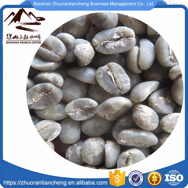 agricultural products green arabica coffee beans