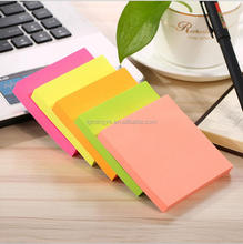 free samples supplied custom memo pad sticky notes sticky memo pad
