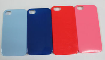 3D blank sublimation phone case
