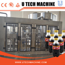 Automatic Energy saving Carbonated soft drinks filling machine, alcoholic beverage Sparkling Wine Filling